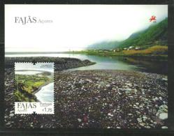 Portugal Acores 2012  Fajã Da Caldeira De Santo Cristo,   Mi  583 In Bloc 50, MNH(**) - Açores