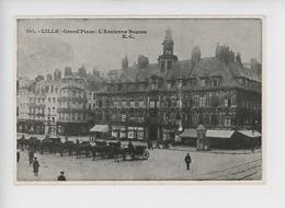 Lille à La Belle époque : Grand'place, L'ancienne Bourse (n°191 Rééd  Bavay) - Lille