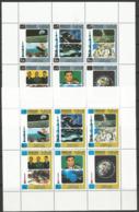 Sharjah,History Of Space Travel III 1970.,mini Sheets,MNH - Schardscha