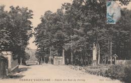 PERRAY - VAUCLUSE  - Entrée Des Bois Du Perray - Sainte Genevieve Des Bois