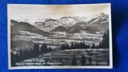 Pfänder Bei. Bregenz Blick Auf Allgäuer Berge Und Bregenzerwald Austria - Bregenz