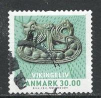 Denemarken, Yv Jaar 2019, Vikings, Hele Hoge Waarde,   Gestempeld - Danimarca