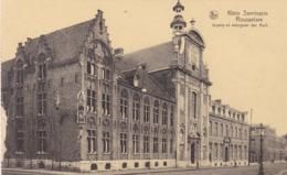 Roeselare, Klein Seminarie Rousselare, Ingang En Voorgevel Der Kerk (pk61737) - Roeselare