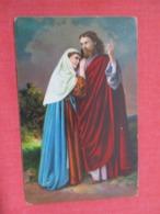 Christus  & Maria    Ref 3670 - Religions & Beliefs