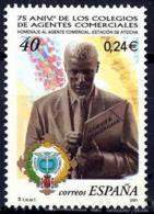 España. Spain. 2001. Colegios De Agentes Comerciales - 1931-Hoy: 2ª República - ... Juan Carlos I