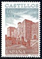 España. Spain. 2001. Castillo De La Zuda. Tortosa. Tarragona. Castles - 2001-10 Nuevos & Fijasellos