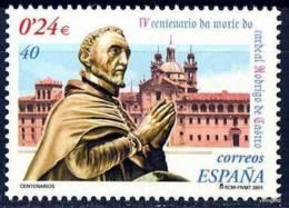 España. Spain. 2001. Cardenal Rodrigo De Castro - 2001-10 Nuevos & Fijasellos