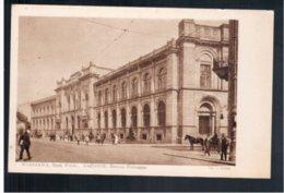 POLAND Warszawa Bank Polski Ca 1920 Old Postcard - Poland