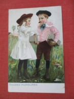 Tuck Series Little Men & Women---Divided Pleasures   Ref 3670 - Children