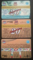 Qatar Telephone Card Old Unused Not Scratched - Qatar
