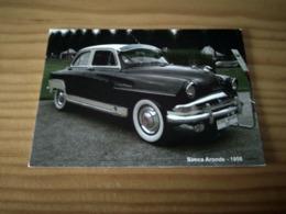 """Portuguese Pocket Collection Calendar,Calendário Português De Colecção """"Old Car, Simca Aronde De 1956"""" Year 2017 - Calendriers"""