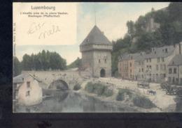 Luxembourg Luxemburg - L Alzette Pres De La Place Vauban Siechegas - Pfaffenthal - 1900 - Cartes Postales
