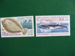 TAAF YVERT POSTE ORDINAIRE N° 196/197 - TIMBRES NEUFS** LUXE - MNH - FACIALE 3,87 EUROS - Tierras Australes Y Antárticas Francesas (TAAF)