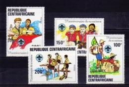 República Centroafricana 491/4 Nuevo - Zentralafrik. Republik