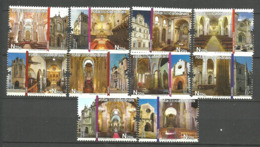 Portugal  2012 Street Of The Cathedrals (I) Mi 3722-3731, MNH(**) - Neufs
