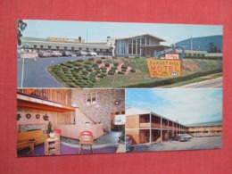 Sunset Hill Motel   Breezewood  Pennsylvania > Ref 3670 - United States