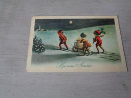 Sport ( 186 ) D' Hiver  Traîneau  Luge  Slede  Slee  Enfant - Winter Sports