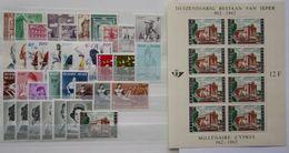 België - Belgique Jaar - Année 1962 ** MNH - Belgium