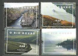 Portugal  2012  The River Duero   Mi  3748-3751, MNH(**) - Neufs