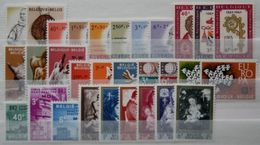 België - Belgique Jaar - Année 1961 ** MNH - Belgium