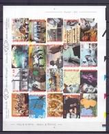 Blok 87 20e Eeuw ONGETAND  POSTFRIS** 2000 - Belgium