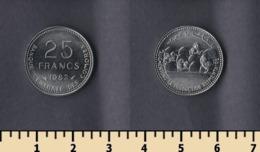 Comoros 25 Francs 1982 - Comoros