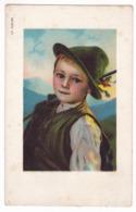 CP1155 Nestlé Kindermehl Nestlé Children's Flour Hungarian Text Advertising Postcard - Werbepostkarten