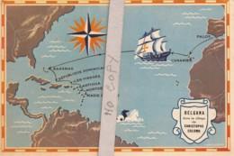 """Laboratoire """"Belgana"""" 1 - Palos Espagne - Werbepostkarten"""