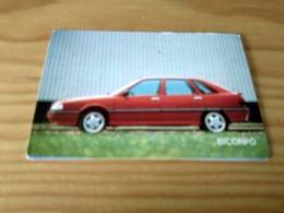 """Portuguese Pocket  Calendar,Calendário Português"""" Car, Renault Bicorpo"""" Year 1990 - Calendari"""
