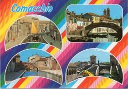 Ferrara - Comacchio - Vedutine - Fg Vg - Ferrara