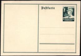 Germany - Postal Stationery Card, Deutsche Nothilfe Ganzsache, Mi. P253. - Stamped Stationery
