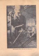 WWII WW2 Flugblatt Tract Leaflet Листовка German Propaganda Against USSR  CODE 827 (FREE SHIPPING WORLDWIDE) - 1939-45