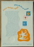 COLLECTION HISTORIQUE - YT N°3288 - CROIX ROUGE - 1999 - FDC