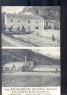 Luxembourg Luxemburg -  Jean Welkenbach Horticulteur Fleuriste Rollingergrund - Arret Du Tram Pres De La Chapelle - 1915 - Postcards