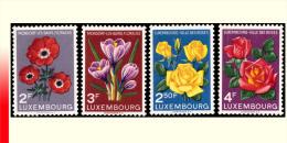 Luxembourg 0506/9** - Floralies -MNH- - Luxemburg