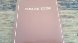 LOT 474837 ALBUM TIMBRE DE FRANCE ALLEMAGNE USA PORT A 5 EUROS - Sammlungen (im Alben)