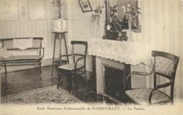 RAMBOUILLET - école Supérieure Professionnelle ,le Parloir. - Rambouillet