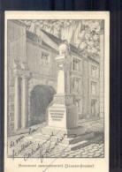 Luxembourg Luxemburg -  Monument Commermoralif  Clausen Neudorf - 1924 - Cartes Postales