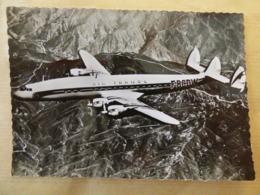 AIR FRANCE  CONSTELLATION    F-BGDW  EDITION PI N° 7 - 1946-....: Era Moderna