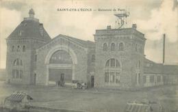 SAINT CYR L'ECOLE - Université De Paris. - St. Cyr L'Ecole
