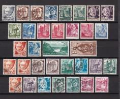 Franz. Zone - Rheinland-Pfalz - 1947/48 - Sammlung - Postfrisch/Ungebr./Gest. - Französische Zone