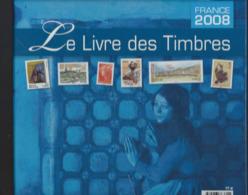 Le Livre Des Timbres France 2008 Sans Les Timbres - Autres Livres