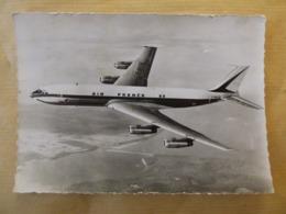 AIR FRANCE  B 707   EDITION  PI N° 112 - 1946-....: Era Moderna