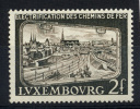 Luxembourg 0517** - Chemin De Fer 1956 MNH - Luxembourg