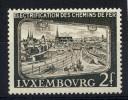 Luxembourg 0517** - Chemin De Fer 1956 MNH - Luxemburg