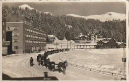 AROSA . - GR Graubünden