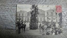 44 Saint Nazaire Inauguration De La Nouvelle Entrée Du Port Septembre 1907 Les Ministres Quittent La Gare - Saint Nazaire
