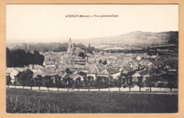 CPA Avenay, Vue Panoramique, Ungel. - Francia