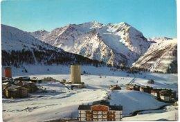 SESTRIERE Mt. 2035 - Panorama - Altre Città