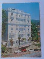 D168563 Croatia Opatia Abbazia  Hotel Astoria  Auto FIAT  VW Käfer Beetle - Kroatien